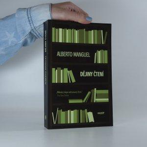 náhled knihy - Dějiny čtení