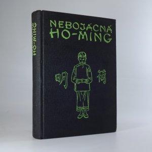 náhled knihy - Nebojácná Ho-Ming