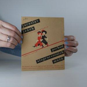 náhled knihy - Pochod stoprocentních mužů (Z revue