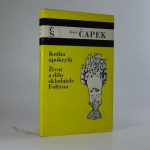 náhled knihy - Kniha apokryfů / Život a dílo skladatele Foltýna