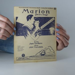 náhled knihy - Marion (Píseň a tango)