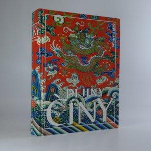 náhled knihy - Dějiny Číny