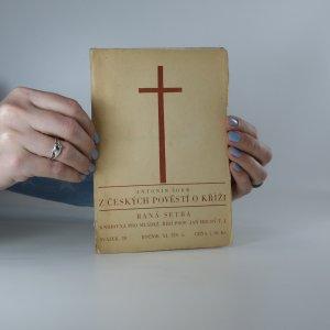 náhled knihy - Z českých pověstí o kříži