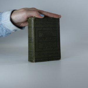 náhled knihy - Nový kapesní slovník francouzsko-český a česko-francouzský. (Nouveau Dictionnaire Manuel français-tchèque et tchèque-français)