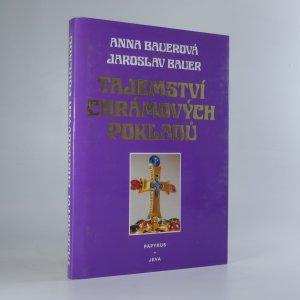 náhled knihy - Tajemství chrámových pokladů