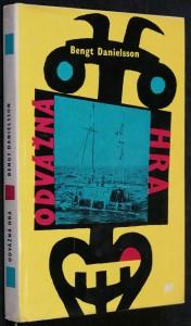 náhled knihy - Odvážná hra : výprava na voru Tahiti Nui