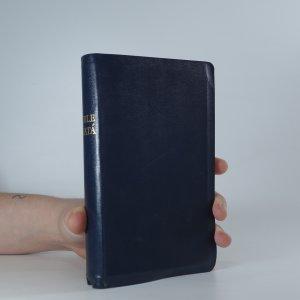 náhled knihy - Bible Svatá aneb všecka svatá písma Starého i Nového zákona