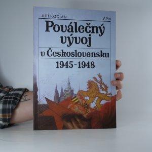 náhled knihy - Poválečný vývoj v Československu 1945-1948