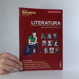 náhled knihy - Literatura. Přehled středoškolského učiva.