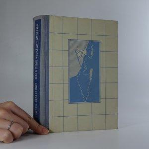 náhled knihy - Stát Izrael. Malá země velkých problémů.