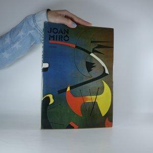 náhled knihy - Joan Miró