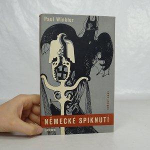 náhled knihy - Německé spiknutí