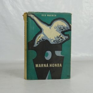 náhled knihy - Marná honba