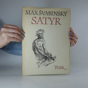 náhled knihy - Satyr (podpis)