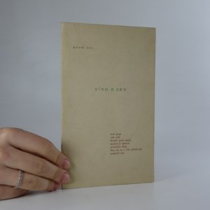 náhled knihy - Víno a sen (Věnování autora)