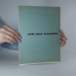 náhled knihy - Svět Jana Zrzavého