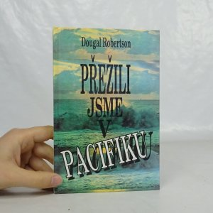 náhled knihy - Přežili jsme v Pacifiku