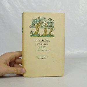 náhled knihy - Kříž u potoka
