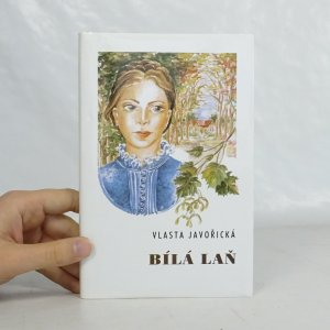 náhled knihy - Bílá laň