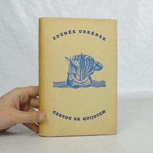 náhled knihy - Cestou za Quijotem