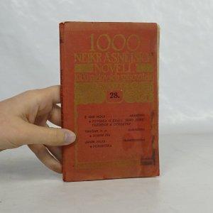 náhled knihy - 1000 nejkrásnějších novell 1000 světových spisovatelů. Svazek 28.