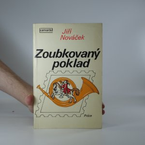 náhled knihy - Zoubkovaný poklad