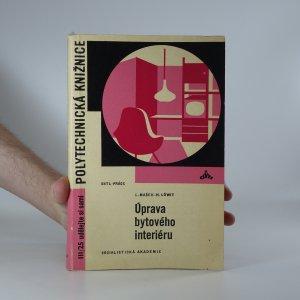 náhled knihy - Úprava bytového interiéru