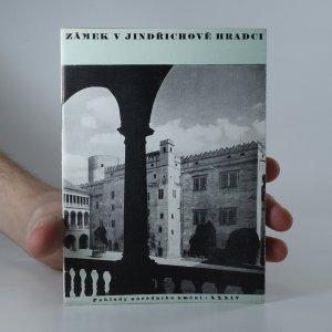 náhled knihy -  Zámek v Jindřichově Hradci, 1941