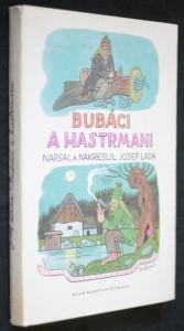 náhled knihy - Bubáci a hastrmani a jiné pohádky
