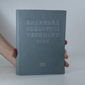 náhled knihy - Kalendář sdělovací techniky 1959