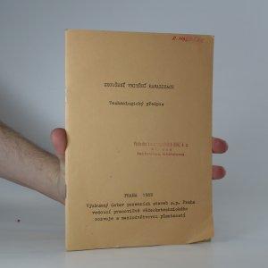 náhled knihy - Zkoušení vnitřní kanalizace : Technologický předpis
