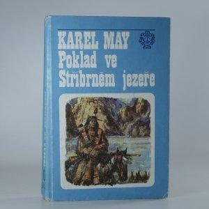 náhled knihy - Poklad ve Stříbrném jezeře