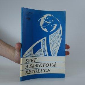 náhled knihy - Svět a sametová revoluce (Světový tisk)