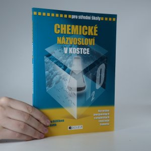 náhled knihy - Chemické názvosloví v kostce pro střední školy