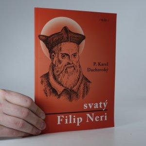 náhled knihy - Svatý Filip Neri