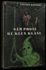 náhled knihy - Sám proti Ku Klux Klanu