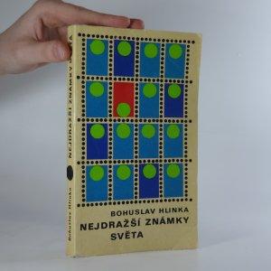 náhled knihy - Nejdražší známky světa