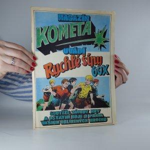 náhled knihy - Magazín Kometa uvádí Rychle šípy 60x