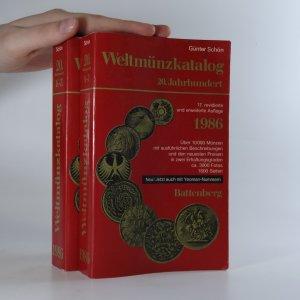 náhled knihy - Weltmünzkatalog 20. Jahrhundert (2 svazky)