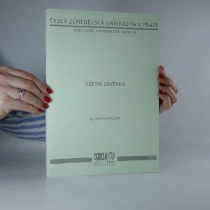 náhled knihy - Účetní závěrka