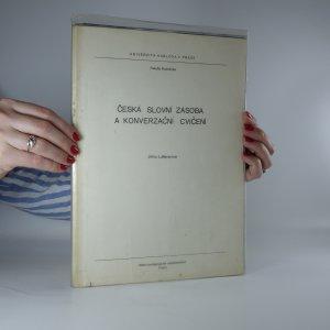 náhled knihy - Česká slovní zásoba a konverzační cvičení