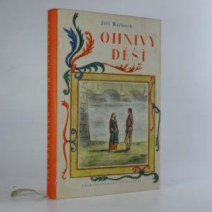 náhled knihy - Ohnivý déšť