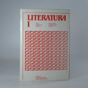 náhled knihy - Literatura pro 1. ročník středních škol (pracovní antologie textů)