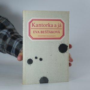 náhled knihy - Kantorka a já