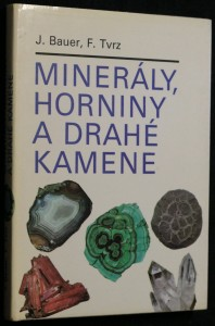 náhled knihy - Minerály, horniny a drahé kamene