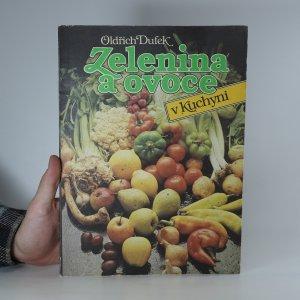 náhled knihy - Zelenina a ovoce v kuchyni