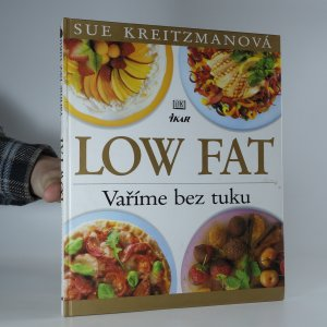 náhled knihy - Low fat. Vaříme bez tuku