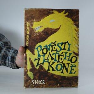 náhled knihy - Pověsti Zlatého koně