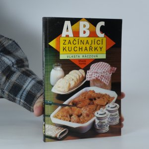 náhled knihy - ABC začínající kuchařky