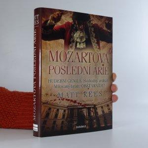 náhled knihy - Mozartova poslední árie